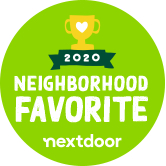 Sunnyside Dentistry Nextdoor Sticker medium